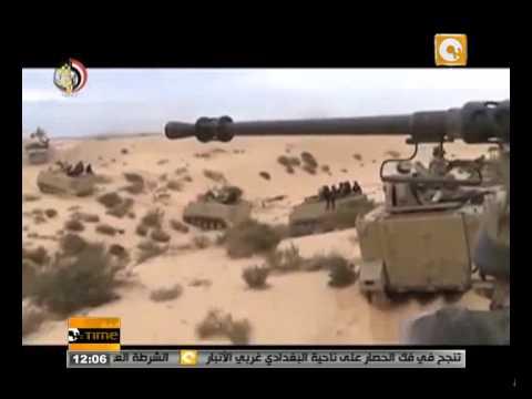مقتل 12 متطرفًا وتوقيف آخرين في شمال سيناء