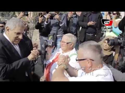 رئيس الوزراء يؤكد أنَّ بوتين والسيسي يدًا واحدة