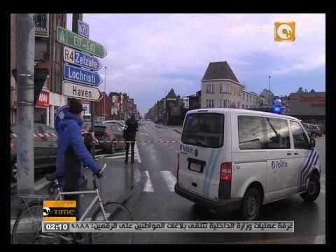 4 مسلحين يحتجزون رهينة في مدينة جنت البلجيكية