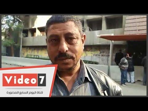 مواطن مصري يتقدَّم بشكوى للحصول على كُشك