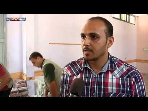 قوافل المساعدات تتجه إلى غزة