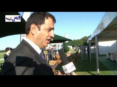 مقابلة الوزير حازم ملحس وزير البيئة الاردني