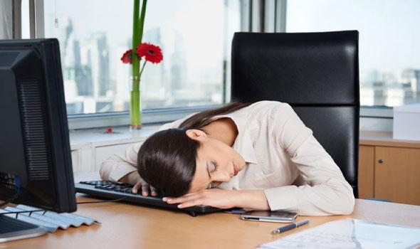 فلسطين اليوم - أعاني من التعب والأرهاق دائما في العمل