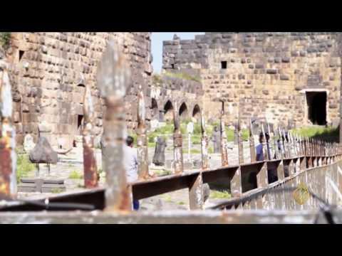 العرب اليوم - جولة في مدينة بصرى الشام التاريخية