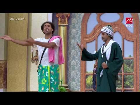 العرب اليوم - شاهد علي ربيع يُغني بتناديني تاني ليه