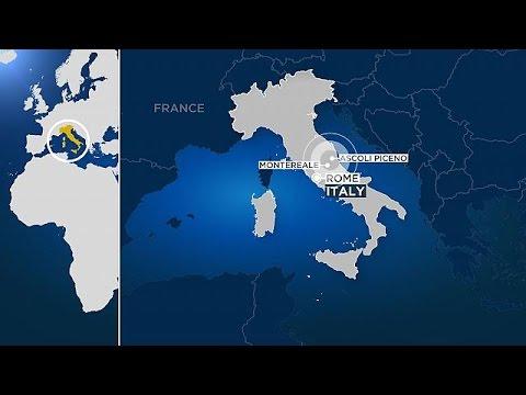 العرب اليوم - شاهد  زلزال بقوة 54 درجات يضرب وسط إيطاليا