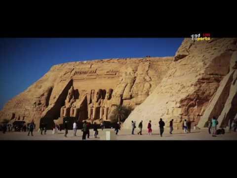 العرب اليوم - تقرير قناة أبو ظبى الرياضية عن مصر يثير إعجاب رواد فيس بوك