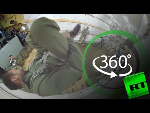 العرب اليوم - تدريبات رواد الفضاء الروس
