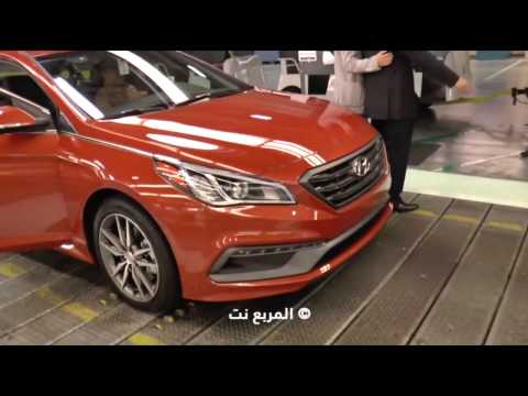 العرب اليوم - شاهد إنشاء مصانع لإنتاج السيارات الكورية في المملكة السعودية