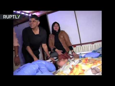 العرب اليوم - المرأة الأكثر بدانة في العالم تصل إلى الهند لتلقي العلاج