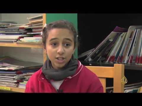 العرب اليوم - بالفيديو جولة داخل مكتبة بلدية نابلس