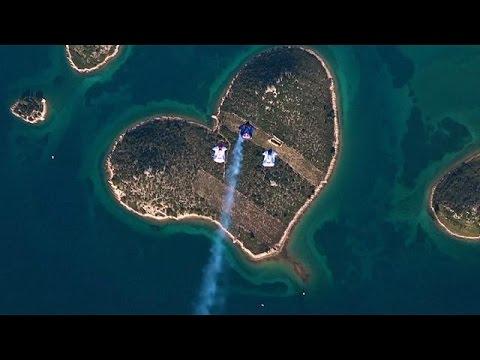 العرب اليوم - القفز على جزيرة الحب في كرواتيا