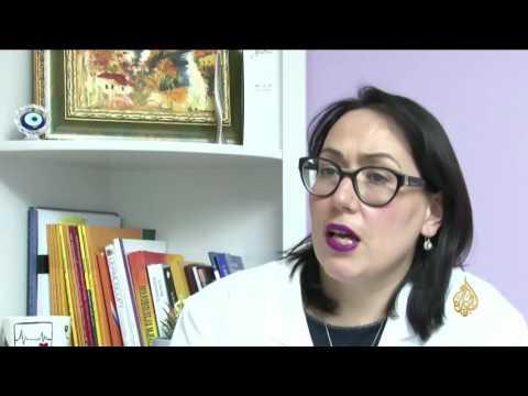العرب اليوم - شاهد عمليات التجميل تلحق أضرارًا جسيمة بالألبانيات