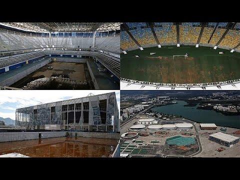 العرب اليوم - شاهد ملاعب ومرافق ريو تعاني الإهمال بعد انتهاء الألعاب الأولمبية