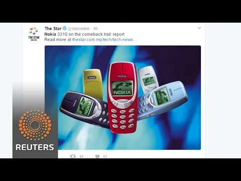 العرب اليوم - عودة الأسطورة نوكيا 3310 للأسواق مرة أخرى