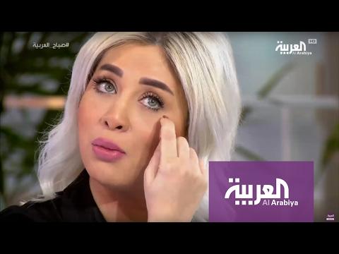 العرب اليوم - بالفيديو  أفضل طريقة لاختيار ووضع الرموش الاصطناعية
