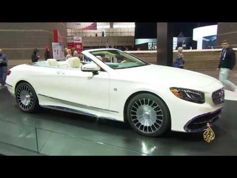 العرب اليوم - بالفيديو   شيكاغو تحتفي بتاريخ سياراتها العريق