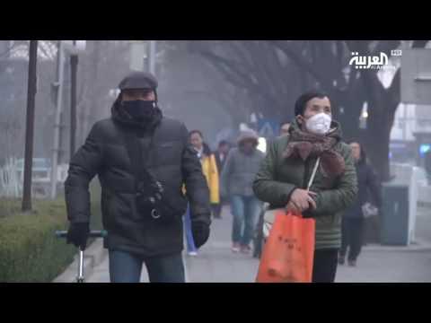 العرب اليوم - بالفيديو الهواء الملوّث متهم بثلاثة ملايين ولادة مبكرة