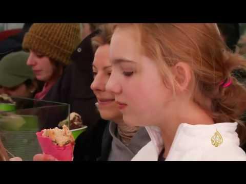العرب اليوم - بالفيديو  مثلجات لذيذة ومميّزة تناسب فصل الشتاء