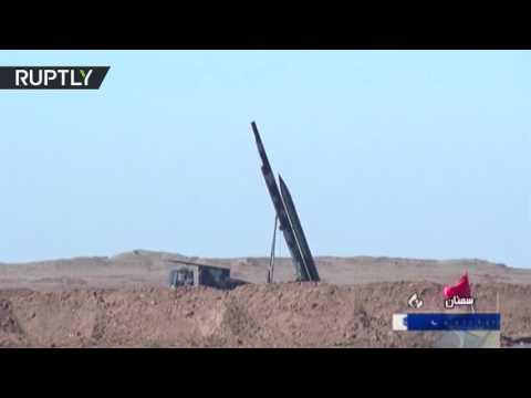 العرب اليوم - إيران تختبر قذائف صاروخية ذكية
