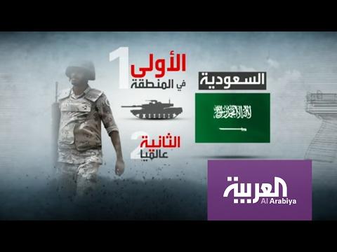 العرب اليوم - شاهد تزايد الإنفاق على السلاح في العالم