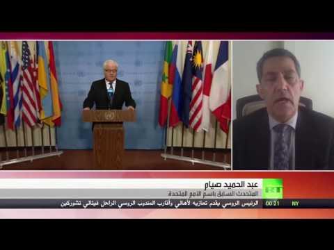 العرب اليوم - بالفيديو  عبدالحميد صيام يؤكد أن فيتالي تشوركين كان وطنيًا بامتياز