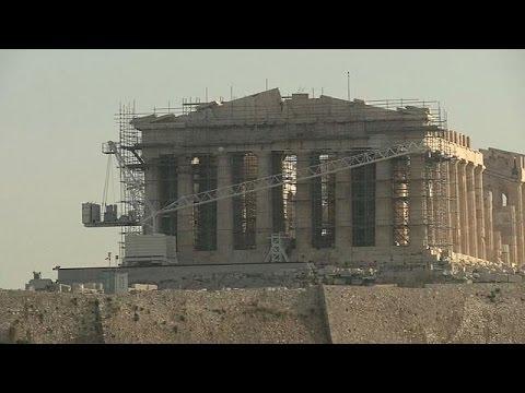 العرب اليوم - بالفيديو إضراب ممتهني الحراسة في اليونان