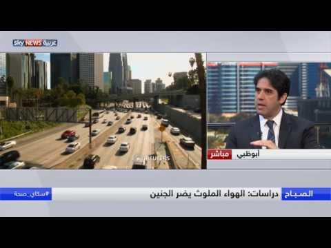 العرب اليوم - بالفيديو  تلوّث الهواء يزيد خطر الإصابة بمرض ألزهايمر