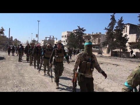 العرب اليوم - شاهد القوات التركية والفصائل السورية تواصل تقدمها في الباب