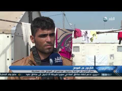 العرب اليوم - عائلات سورية تفضل البقاء في مخيمات النزوح