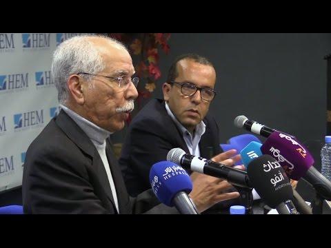 فلسطين اليوم - شاهد محمد البريني يتحدث عن أزمة الصحافة h