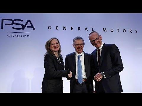 فلسطين اليوم - بي أس أي الفرنسية تشتري أوبل وفوكسهول من جنرال موتورز