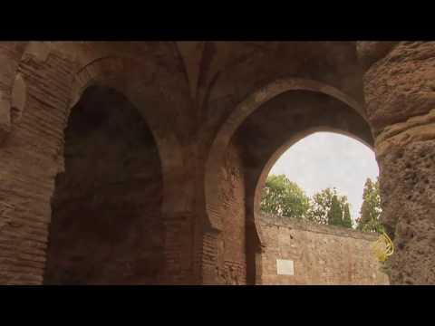 فلسطين اليوم - بالفيديو  قصر الحمراء أهم الآثار المعمارية في غرناطة