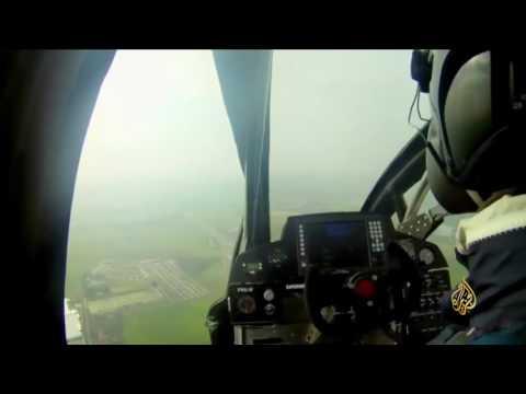 فلسطين اليوم - بالفيديو السيارات الطائرة لم تعد خيالًا سينمائيًا