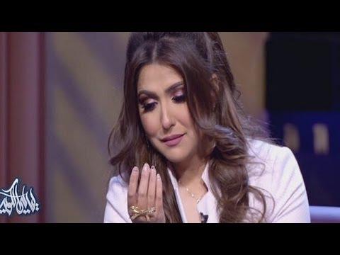 فلسطين اليوم - بالفيديو موقف يدفع مذيعة عربية للبكاء والانسحاب على الهواء