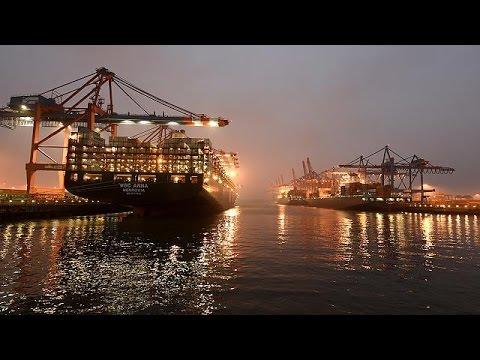 فلسطين اليوم - شاهد انتعاش الصادرات الألمانية في كانون الثاني  2017