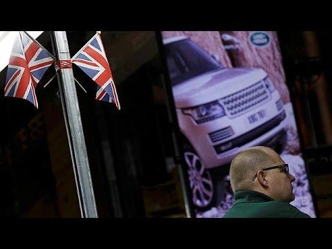 فلسطين اليوم - شاهد بيانات بريطانية تؤكّد أن المصانع تنمو بأسرع وتيرة