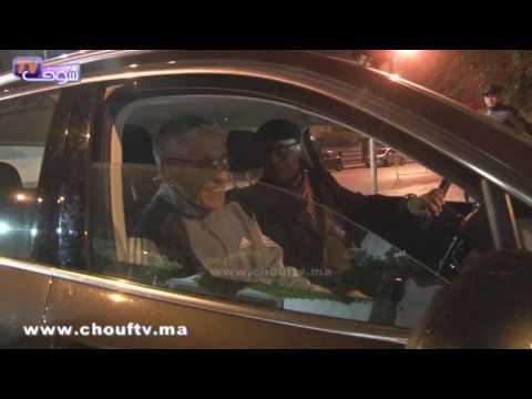 فلسطين اليوم - شاهد رئيس مجلس الوزراء السابق عبد الإله ابن كيران في سيارته مساء الأربعاء