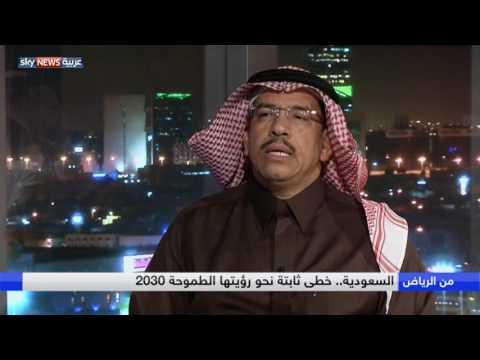 فلسطين اليوم - شاهد خطى ثابتة نحو رؤية المملكة العربية السعودية الطموحة 2030