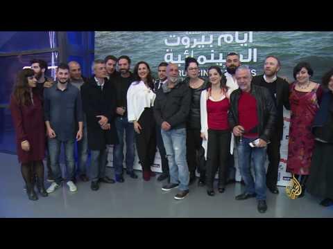 فلسطين اليوم - بالفيديو سينما الهجرة تنطلق ضمن مهرجان أيام بيروت السينمائية