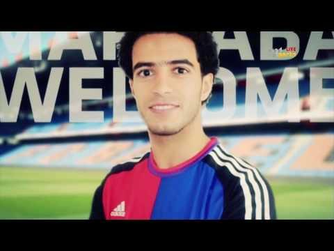 فلسطين اليوم - بالفيديو حب الجمهور المصري للاعب عمر جابر
