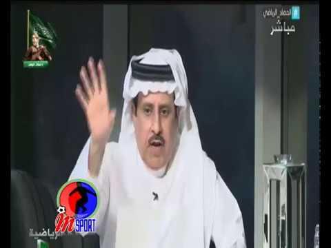 فلسطين اليوم - بالفيديو أحمد الشمراني يصف حفل اعتزال محمد نور بالمافيا