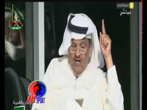 فلسطين اليوم - بالفيديو انفعال عدنان جستنية على ابراهيم البلوي