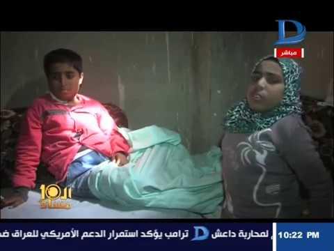 فلسطين اليوم - شاهد أمّ تُضحِّي بحياتها فداءً لابنها المصاب بالفشل الكلوي