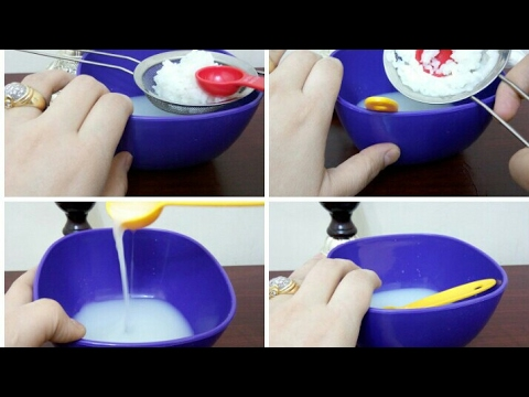 فلسطين اليوم - شاهد طريقة صنع ماسك الأرز في المنزل