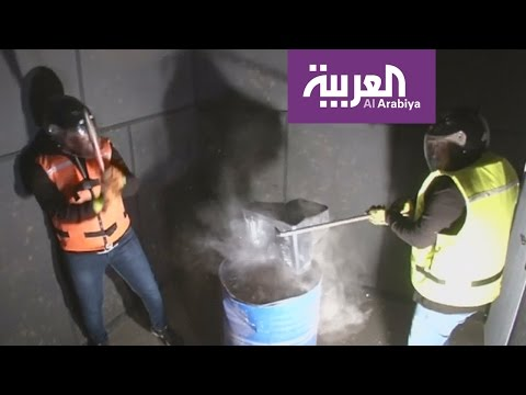 فلسطين اليوم - شاهد شاب مصري يبتكر فكرة غرفة الغضب