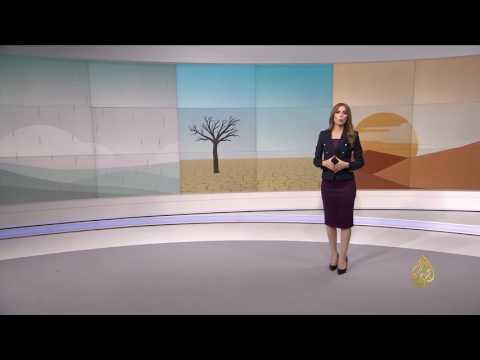 فلسطين اليوم - بالفيديو تدشين اليوم العالمي للأرصاد الجوية
