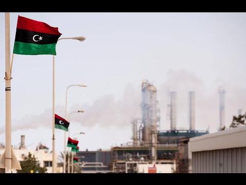 فلسطين اليوم - شاهد إنتاج النفط في ليبيا يرتفع إلى 700 ألف برميل يوميًا