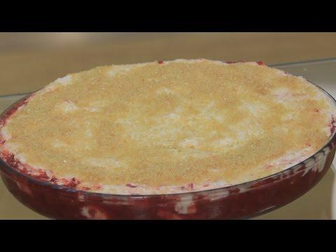 فلسطين اليوم - شاهد طريقة إعداد كريمة الفراولة