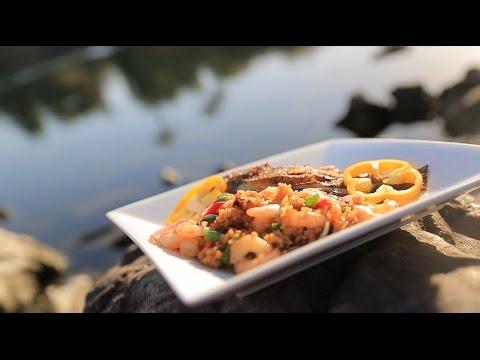 فلسطين اليوم - شاهد طريقة إعداد سمك بلطي حار